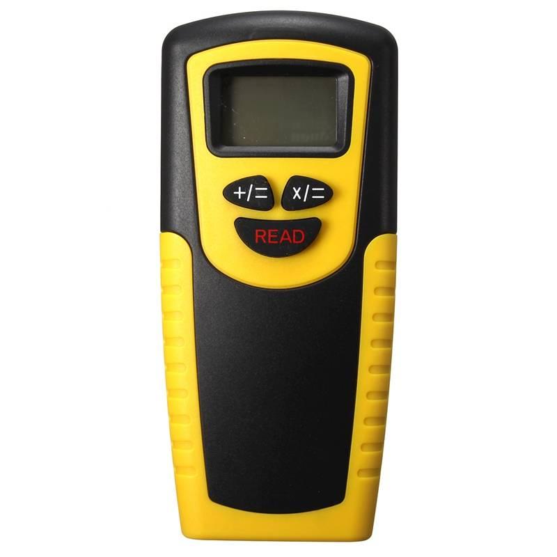 Afstandmeter voor meten van afstand met laser