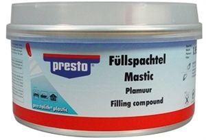 Polyesterplamuur  Presto Polyesterplamuur 2 kg