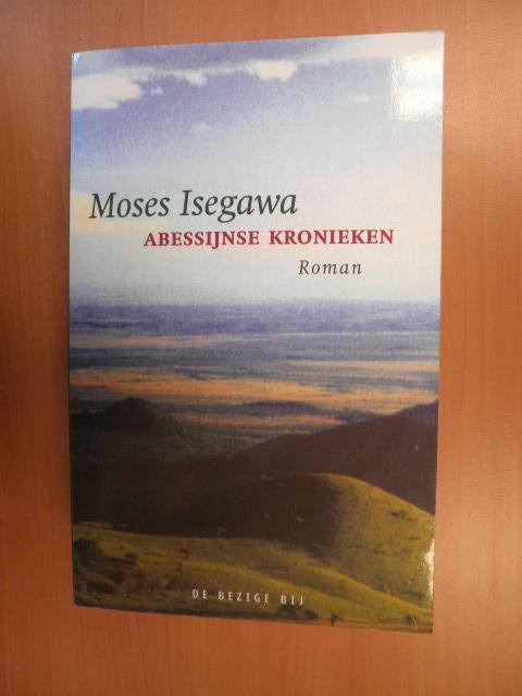 Isegawa, Moses - Abessijnse kronieken