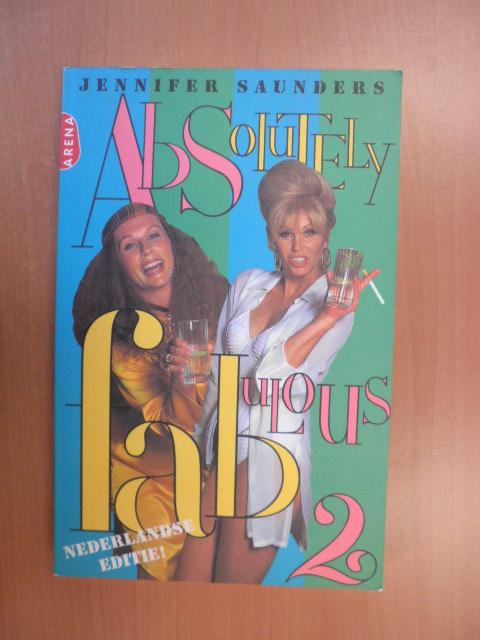 Saunders, Jennifer - Absolutely Fabulous 2. Nederlandse editie