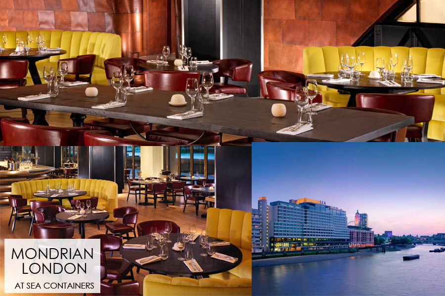 Mondrian London - at Sea Containers