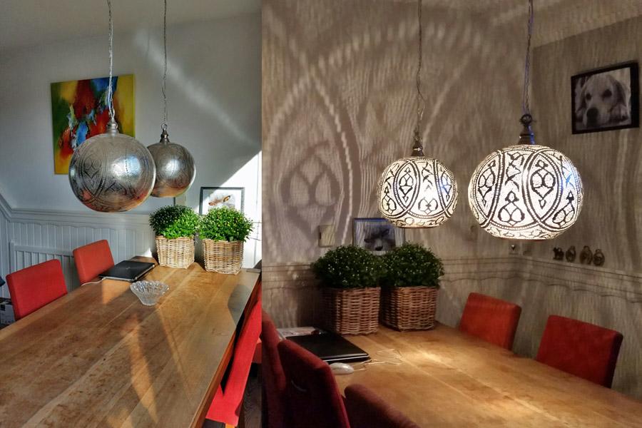 Arabische lampen Qorna