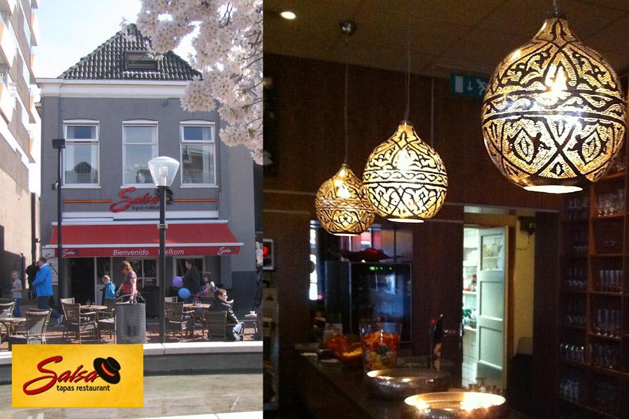 Tapas restaurant Salsa - Hoogeveen
