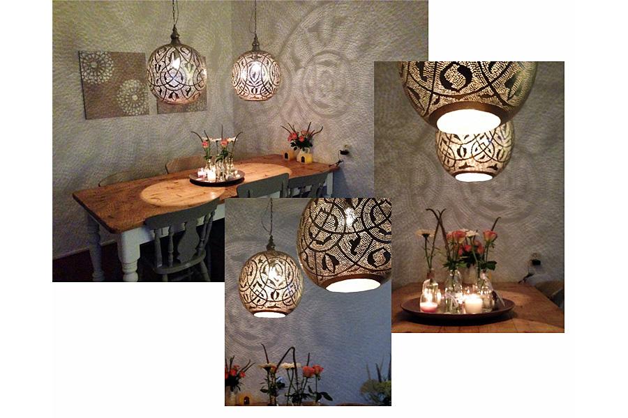 Arabische lampen Isra XL