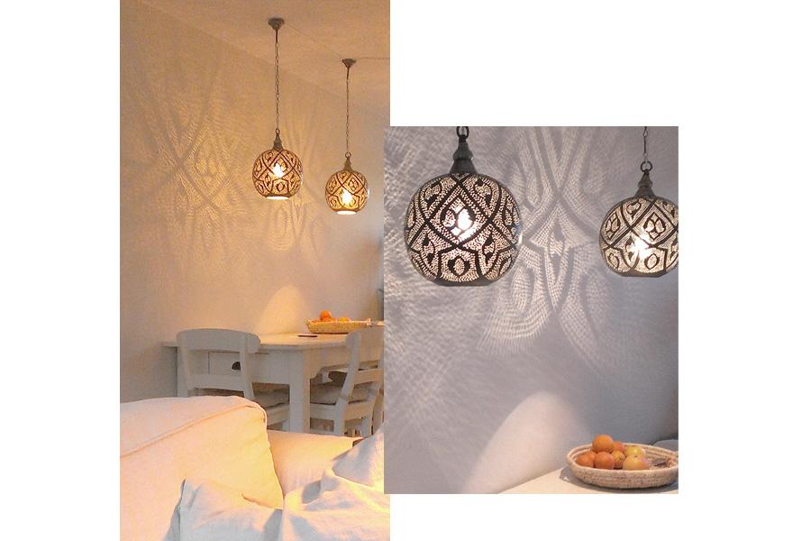 Arabische lampen Isra M