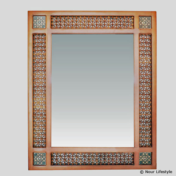 Arabesk spiegel - type 2