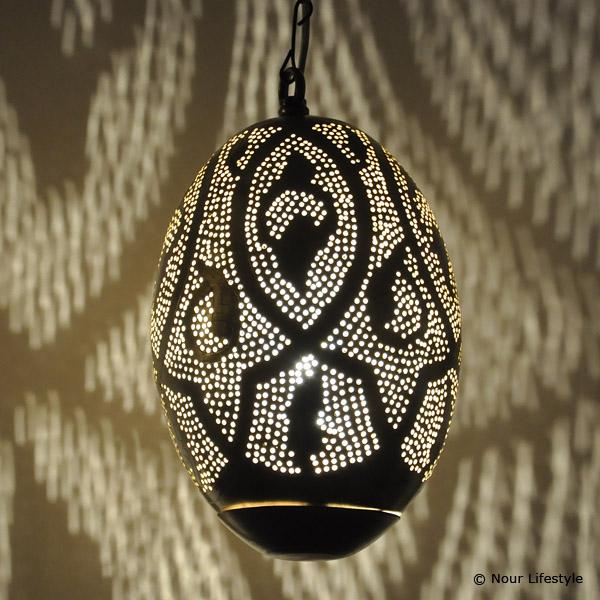 Arabische hanglamp Zaba