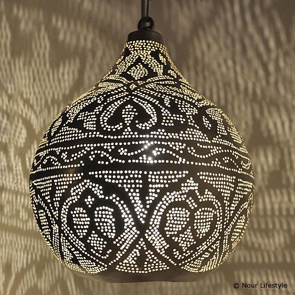 Arabische hanglamp Haifa