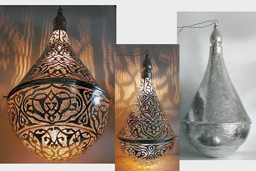 Maatwerk XXL lamp