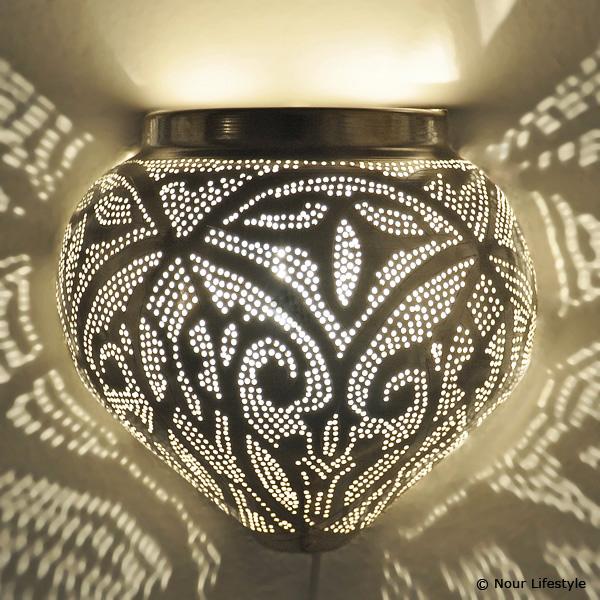Arabische wandlamp Mieja A