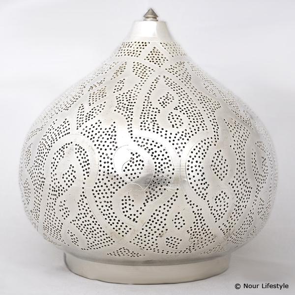 Arabische tafellamp Narjas