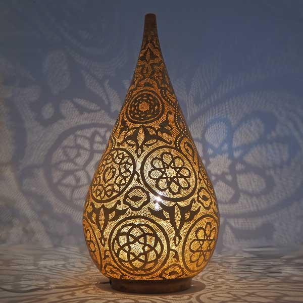 Arabische vloerlamp Nile Q