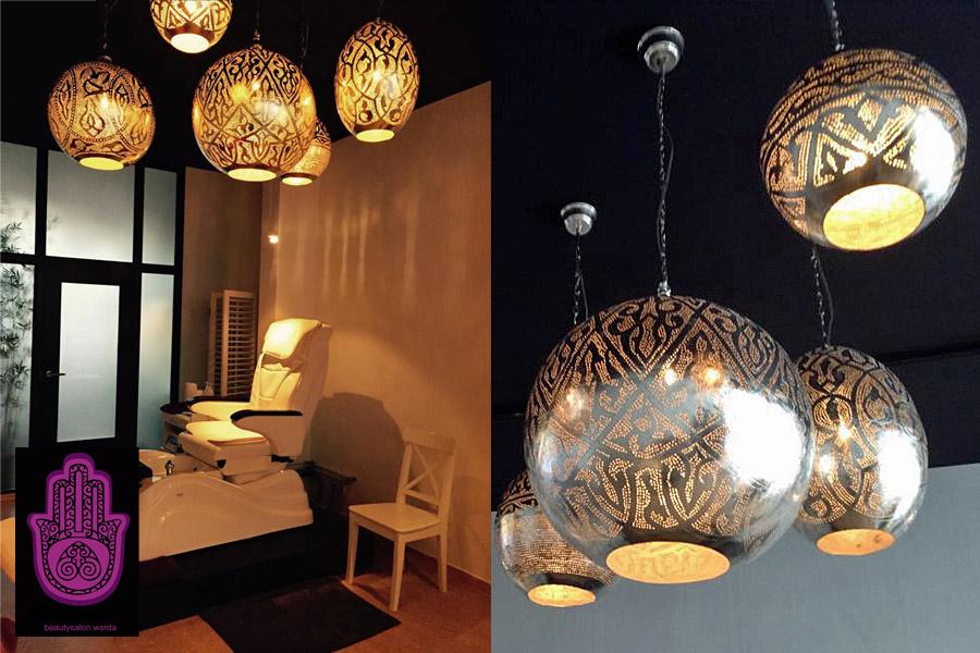 Arabische Egyptische Oosterse lampen voorbeelden