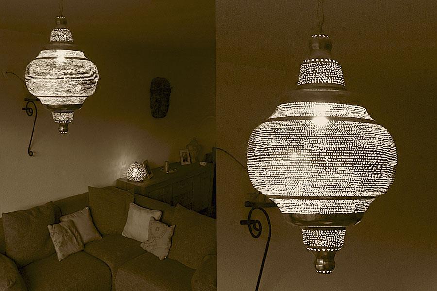 Hanglamp Basha G