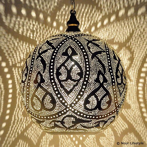 Arabische hanglamp Qorna