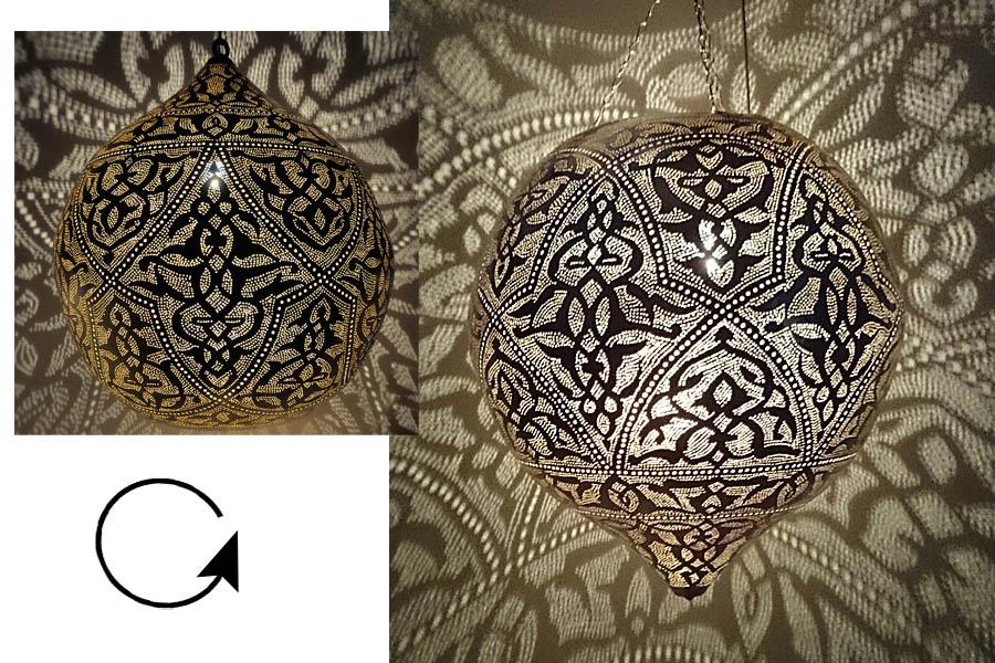 Maatwerk lamp Mabruka