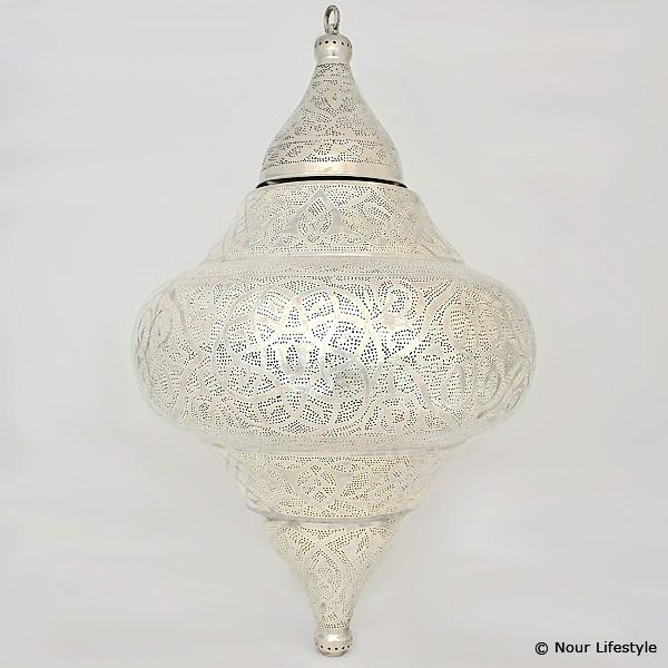 Arabische hanglamp Basha Arabisch - extra groot