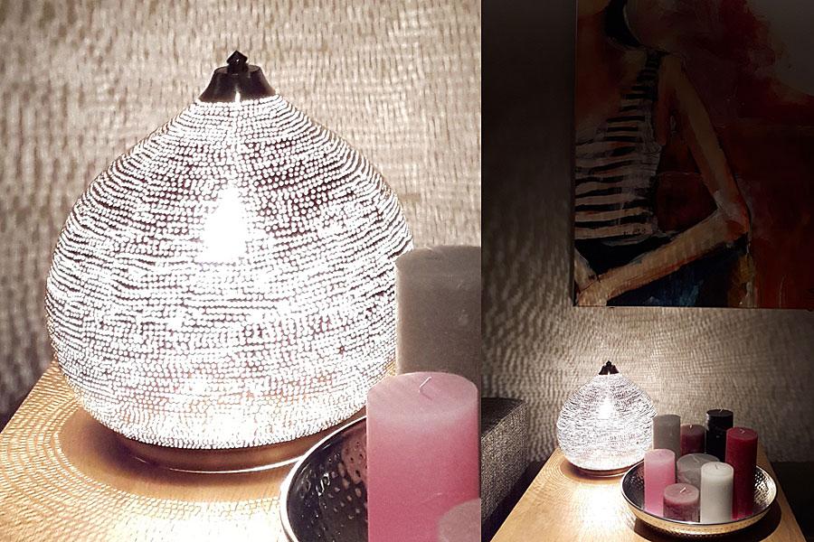 Tafellamp Sahara
