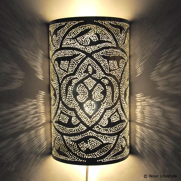 Arabische wandlamp Sjad A