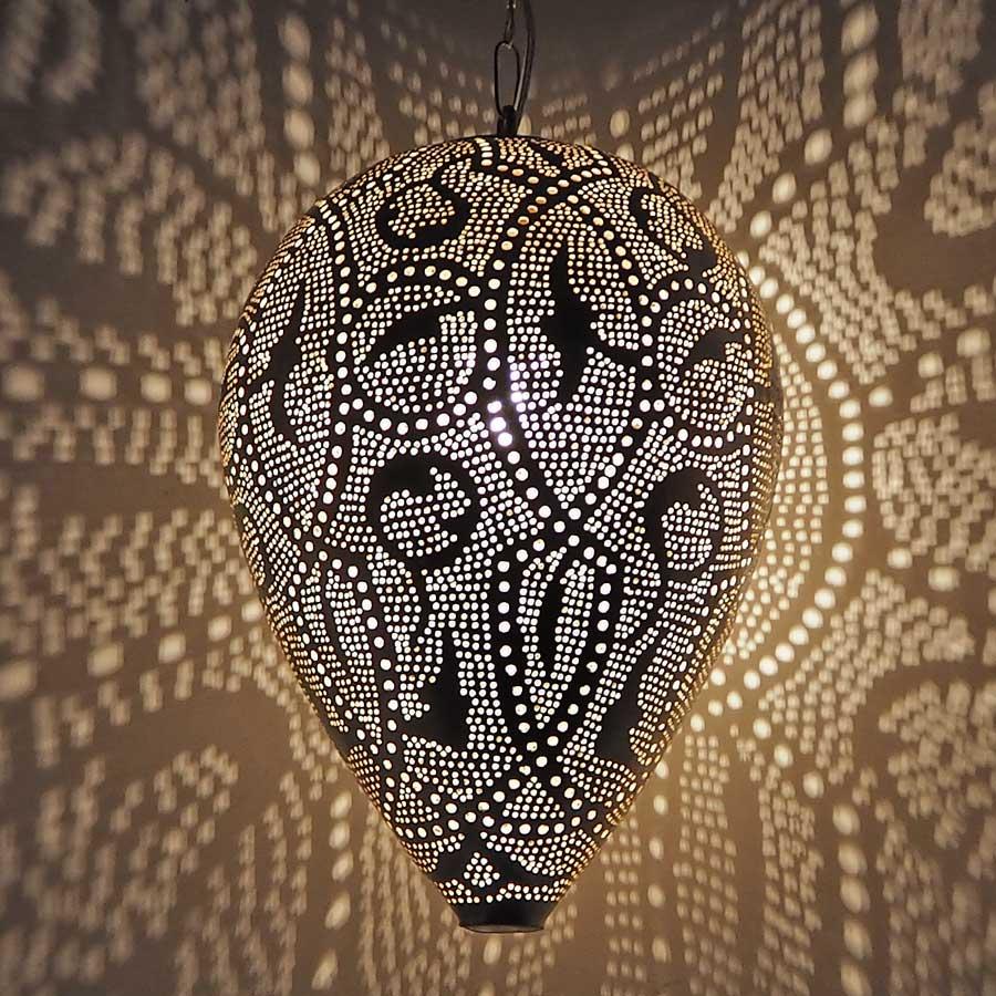 Arabische hanglamp Nada Q