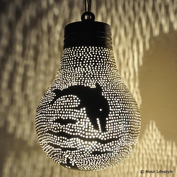 Kinderlamp Lamba dolfijnen