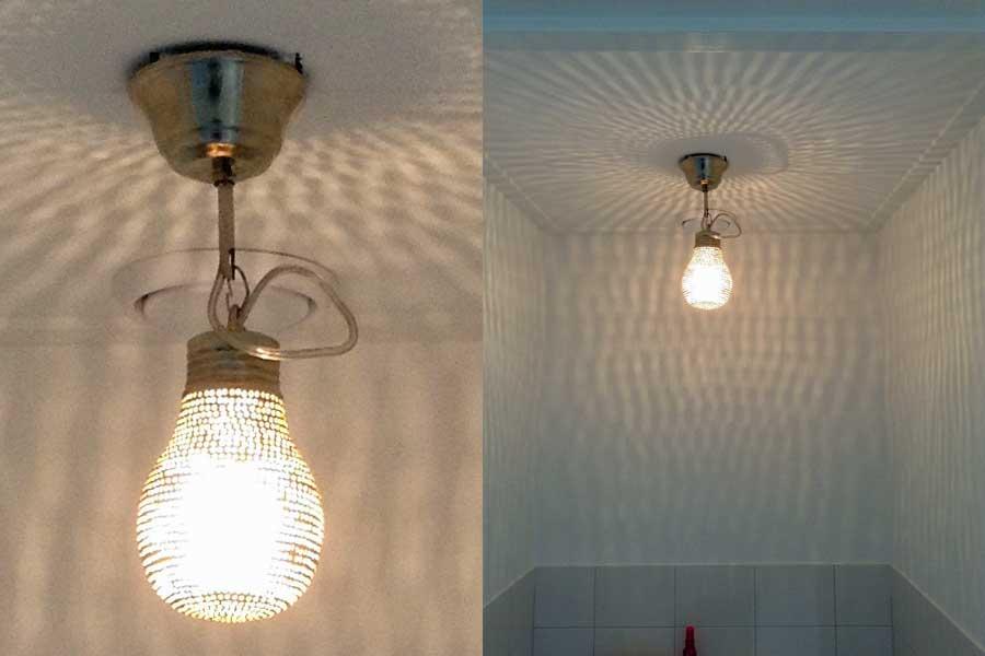Hanglamp peer Halima