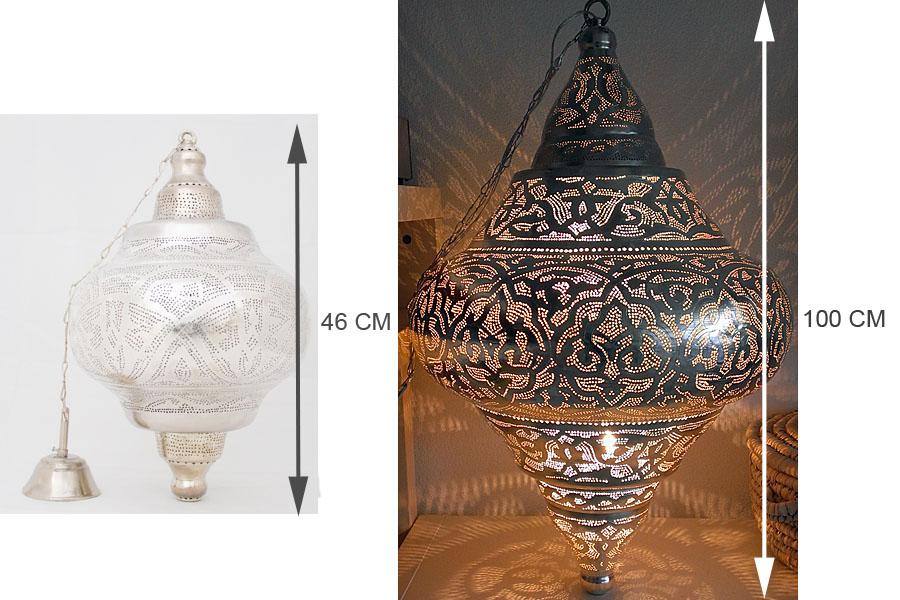 Maatwerk lamp Basha XXL