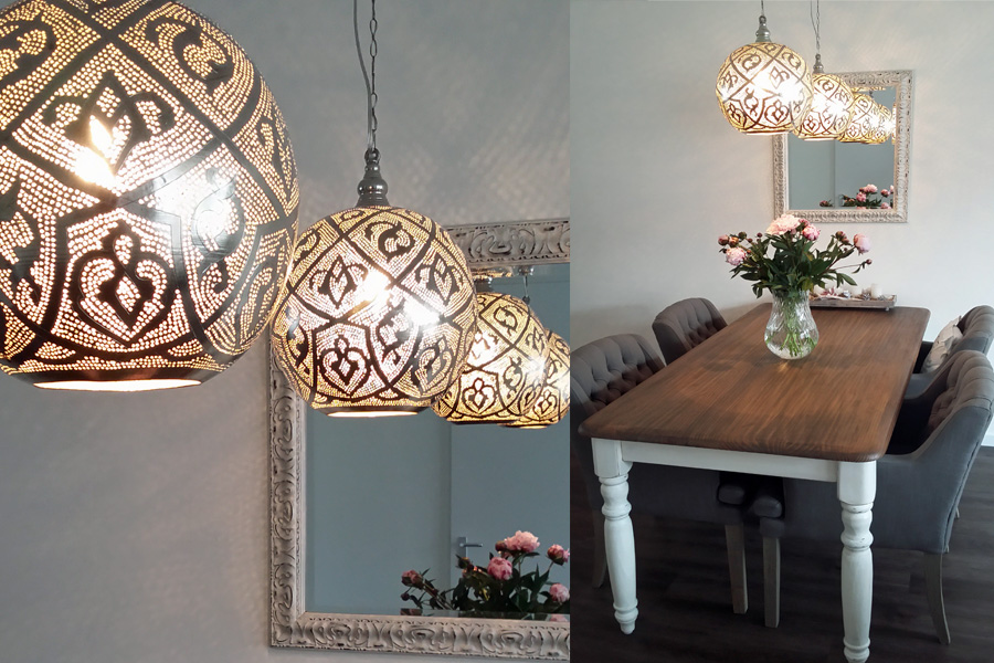Eetkamer Lampen : Egyptian Lighting Fixtures