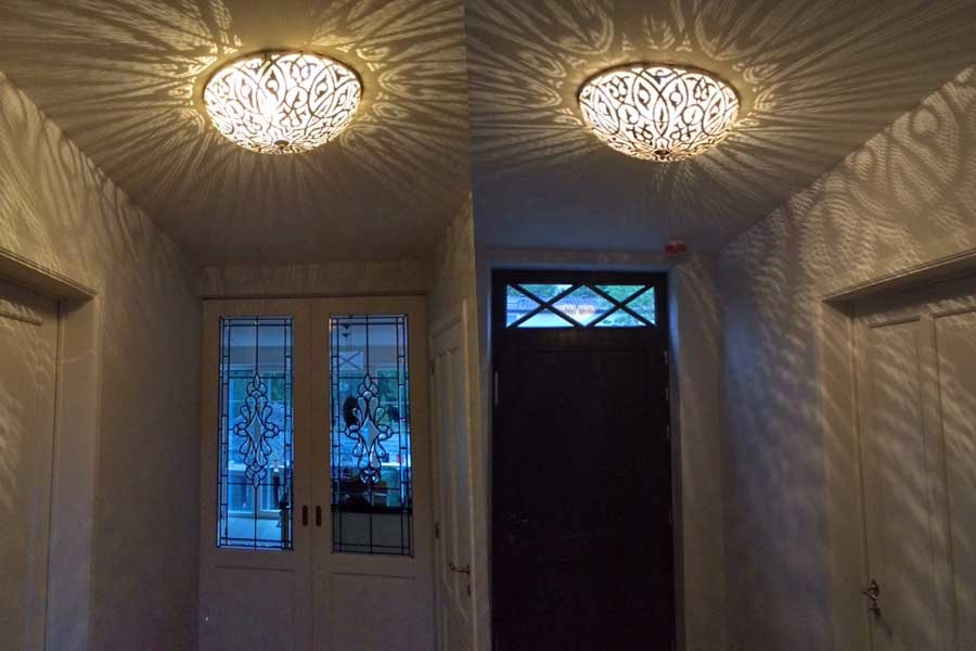 Hal lamp plafonnière Warda