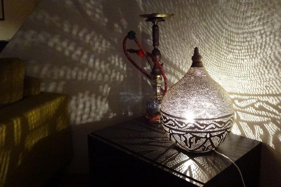 Tafellamp Zatouna