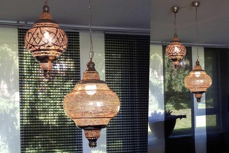 Hanglampen Basha