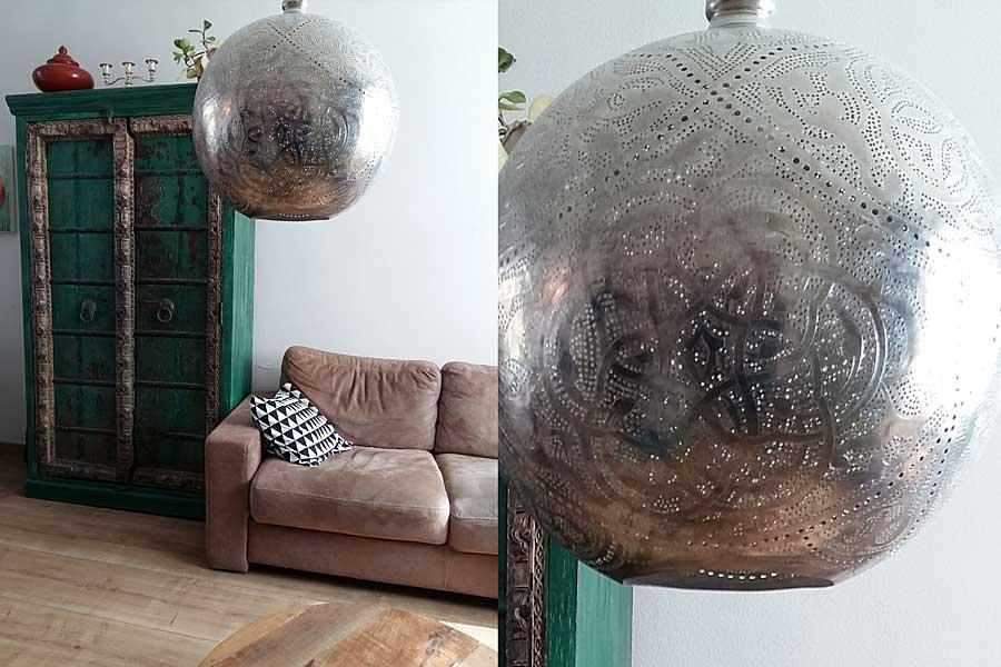 Woonkamer Hanglamp : ... -qorna-xl-arabische-lamp-woonkamer-hanglamp ...
