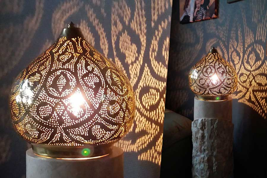 Tafellamp Narjas