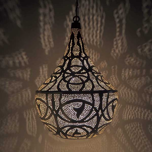 Arabische hanglamp Tarboush A