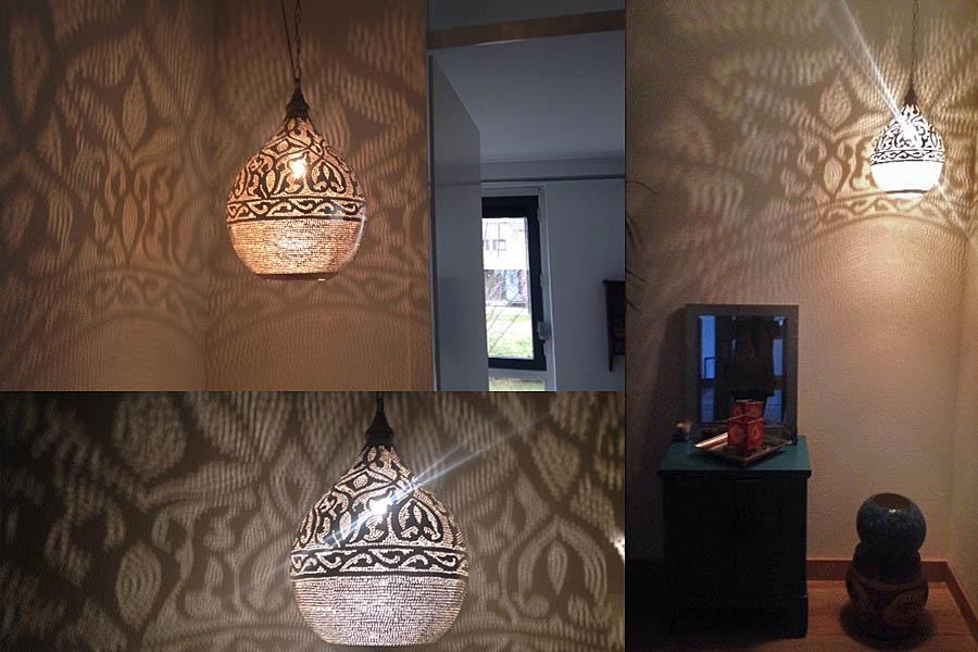 Verlichting hal - hanglamp Zatouna