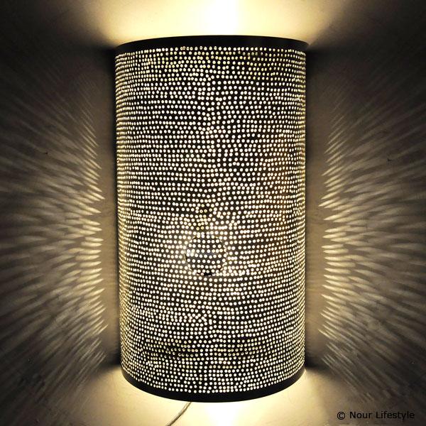 Arabische wandlamp Sjad G