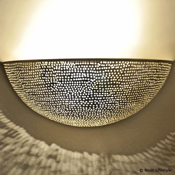 Arabische wandlamp Helal G