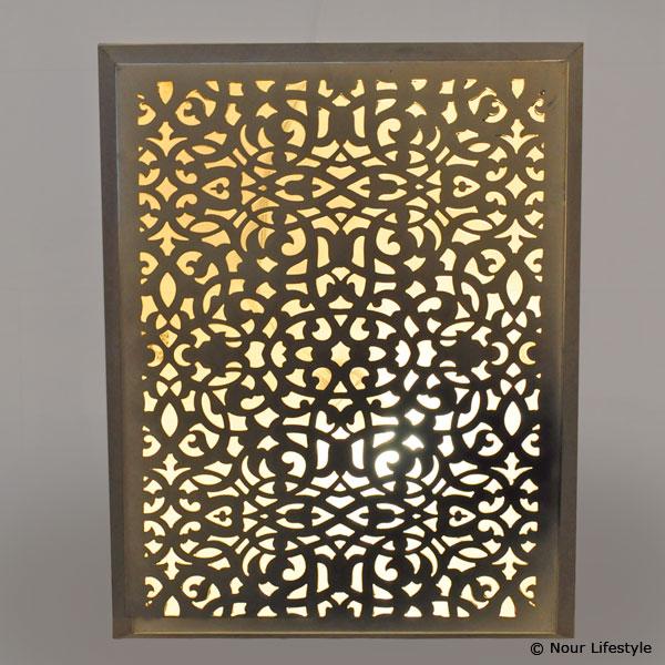 Arabische wandlamp Badawia C