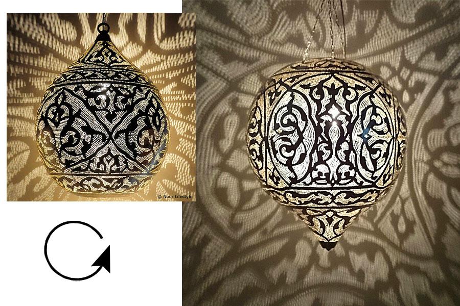 Maatwerk lamp Banoura XXL
