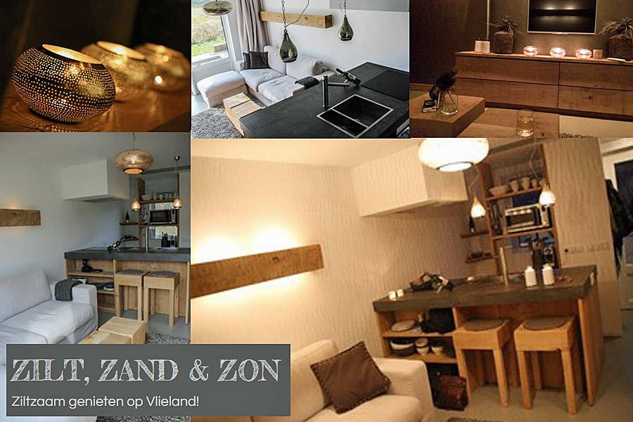 Vakantiewoning Zilt, zand & zon - Vlieland