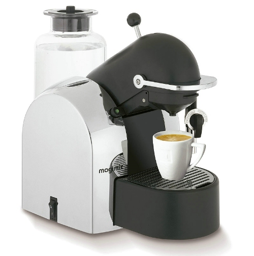 magimix nespressomachine m200 automatic. Black Bedroom Furniture Sets. Home Design Ideas