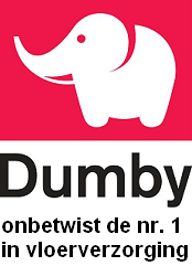 Dumby - onbetwist de nr. 1 in vloerverzorging!