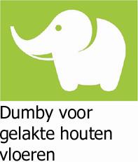 Dumby voor gelakte houten vloeren