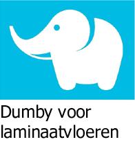 Dumby voor laminaatvloeren