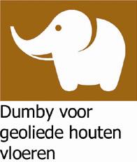 Dumby voor geoliede houten vloeren