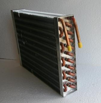 Verdamper 350x275x65 mm