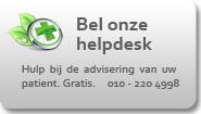 Bel gratis onze helpdesk voor advies