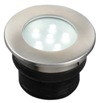 BREVUS RVS 12 VOLT LED GRONDSPOT GARDEN LIGHTS
