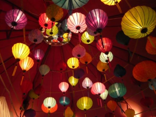 Dekoratieve Beleuchtung für Event Dekoration