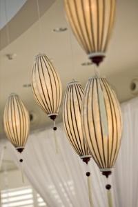 Lampionnen in de vorm Mango